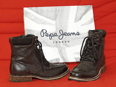 Boots Cuir PEPE JEANS Melting