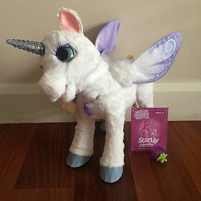 FurReal Friends Star Lily My Magical Unicorn
