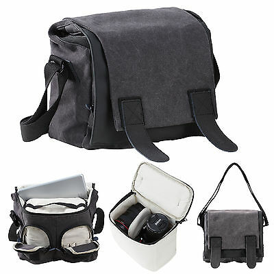 Camera Bag Case ASLR SLR Waterproof Shockproof for Canon EOS Nikon Sony