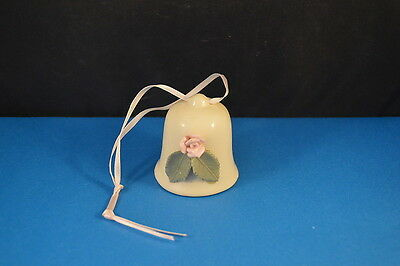 """Ornamental  BELL 1928 JEWELRY CO.  2 1/8""""  height   NOS  gift decorative present"""
