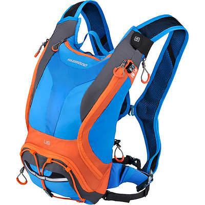Shimano 6L Hydration Pack with 2L Reservoir Ski/Board/Walk/Trail/Cycling Unisex