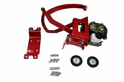 universal red manual clutch pedal assembly master cylinder ford universal red manual clutch pedal assembly master cylinder ford chevy street rod