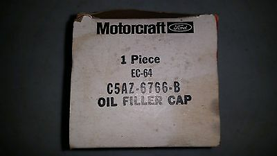 Motorcraft Oil Filler Cap C5AZ-6766-B EC-64 new old stock