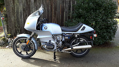 1977 BMW R-Series  1977 BMW R100RS Great Original Condition