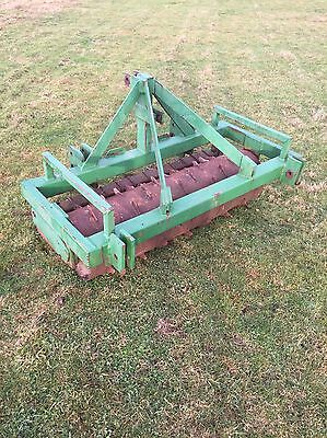 Front Press/ Land Packer/ Roller For Front Linkage Of Tractor Like Cultivator