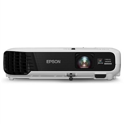 Proyector 3000Lm Svga Frontal/techo Epson Eb-S04