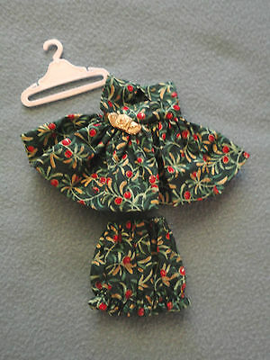 """Lovely 2-PC Dress and Matching Panties + Hanger For 8"""" Ginny, Ginger, Pam"""