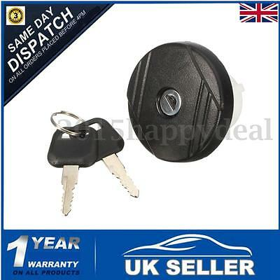 Locking Fuel Cap Petrol Diesel With Two Keys For Ford Transit MK6 MK7 2006 On UK