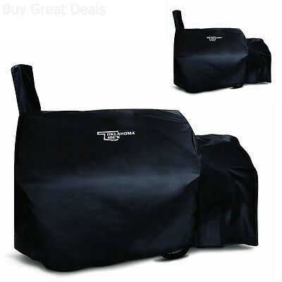 Char-Broil Cover 9426786 for Oklahoma Joe Smoker BBQ Grill Box Longhorn New