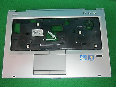 HP EliteBook 8460p Notebook PALMREST AND TOUCHPAD 642744-001 WITH FINGER PRINT