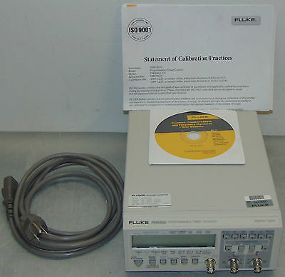 New Fluke Philips PM 6666 Programmable Timer/Counter 1.3GHz with Options
