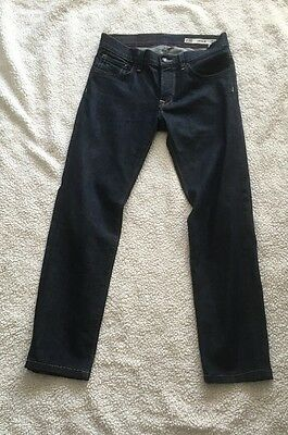 NEW WITHOUT TAGS men's TOMMY HILFIGER sin Slim Jeans 30W/32L