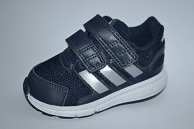 the latest 8e8bf cd6da SCARPE ADIDAS Lk Sport Bambino Strappi Nylon Blu N 20 21 22 23 24 25 26 27