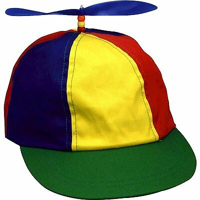 Jacobson Hat Company Men's Adult Multi-Color Propeller Cap
