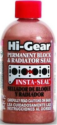 Hi Gear Insta Seal Permanent Block Gasket,core Plugs & Radiator Seal Made In Usa