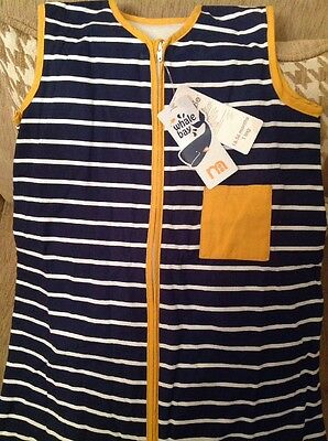 Mothercare Whale Bay Age 18-36 Months 1.0 Tog Snoozie Sleeping Bag...bnwt