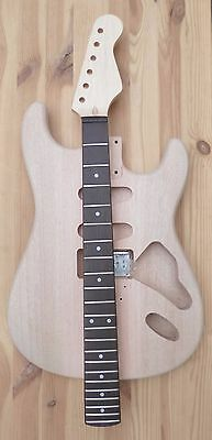 non-trem / body mahogany 2 piece 1,46 kg + candian maple neck + harware - offer