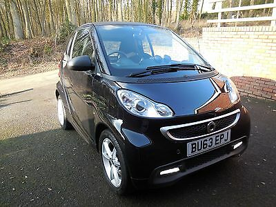 Smart Fortwo 1.0 MHD 21 Softouch Automatic 2dr