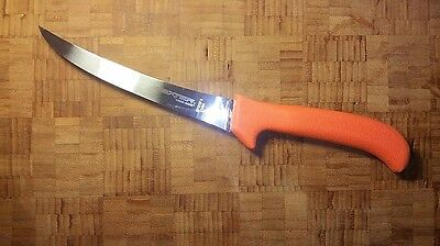 6-Inch Curved, Super Flexible Boning Knife. SaniSafe/Dexter Russell. # EP131SF-6