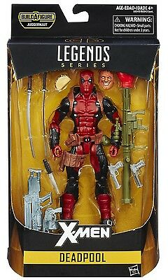 "Marvel Legends X-Men 6"" Deadpool NEW Pre-Sale Due Early March"