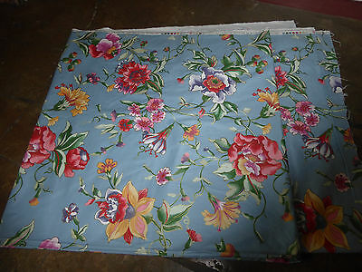 Floral Fabric (Selected By Boussac)