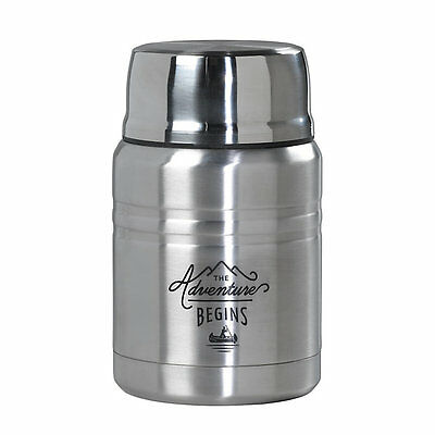 Stainless Steel Food Flask
