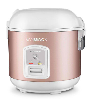 New Kambrook - KRC888ROS - Rice Master Rice Cooker & Steamer from Bing Lee