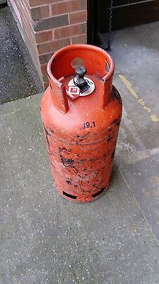 Gas Bottle 19kg Propane (EMPTY)  location Derby