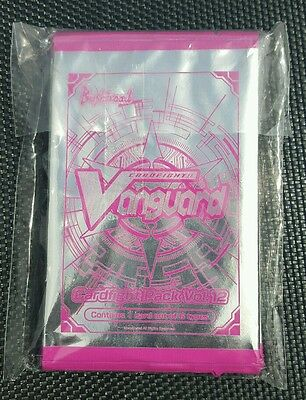 12 x Cardfight Vanguard Promo Pack Fassungs Vol. 12. 12 Packs