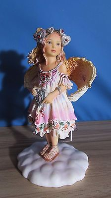 Christine Haworth Faerie Poppets 'angel Of Loving Thoughts' Leonardo Collection