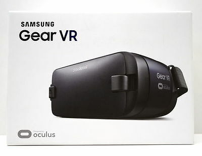 Samsung Gear VR SM-R323 Video-Brille, Schwarz