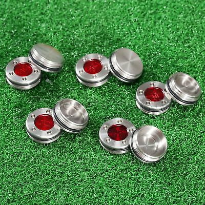 1 Pair Of 5/10/15/20/25g Golf Weights & 1Pc Wrench For Scotty Cameron Putters