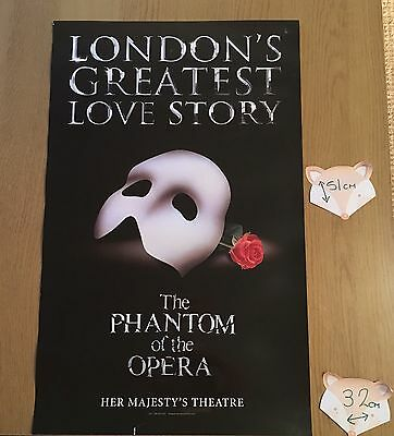 The Phantom of the Opera. London West End. Her Majesties