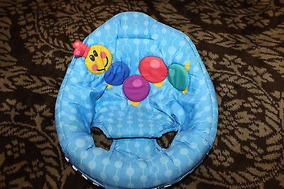 Baby Einstein Musical Activity Jumper Seat Cover Pad Replacement ONLY