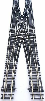 Hornby Express OO gauge double scissor crossing crossover points