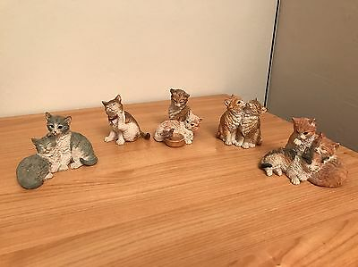 Country Artists Cat figurines