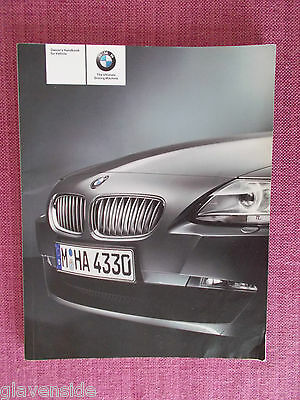 Bmw Z4 Roadster & Z4 Coupe Owners Manual - Guide - Owners Handbook.(Bm 298)