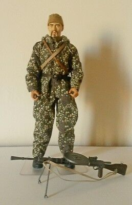 Action figure 1/6 - CUSTOM SOVIET SOLDIER WITH RIFLE