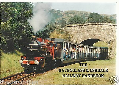 The Ravenglass and Eskdale Railway Handbook 6th Edition 1875 - 1991