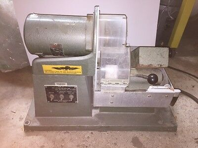 Used Ingram Laboratories  Model 103 Thin Section Saw & 303 Grinder Lapidary