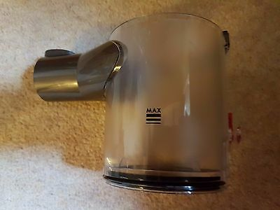 Dyson V6 Absolute Handheld Cordless Vacuum Clear Bin Assembly
