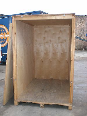 Removals Wooden Storage Containers 250Cube (40 Available)