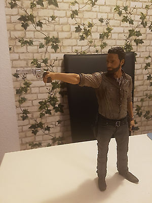 The Walking Dead Figur Rick Grimes