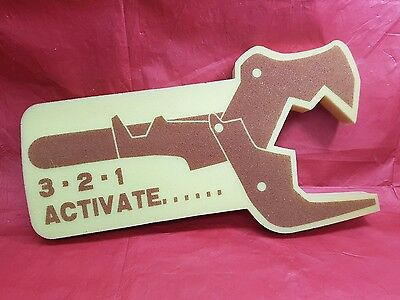 Original Robot Wars Foam Hand Claw from Early Series