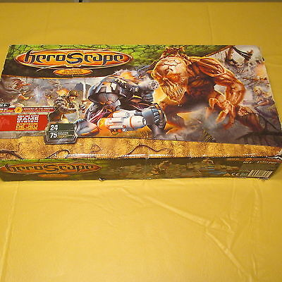 HEROSCAPE Master set 2 SWARM of the MARRO Build and Battle GAME Jeu