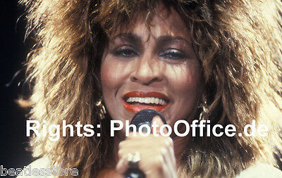 Tina Turner, rare 12 x 18 Concert Photo Poster, taken from original negative