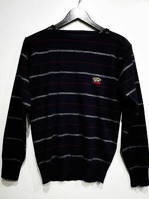 mens paul and shark wool blend jumper size 3S