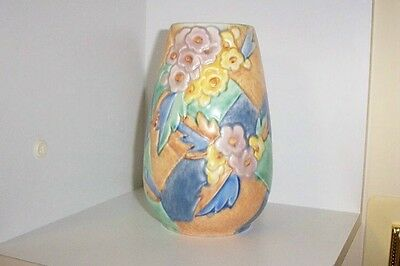 Beswick very attractive Art Deco vase .