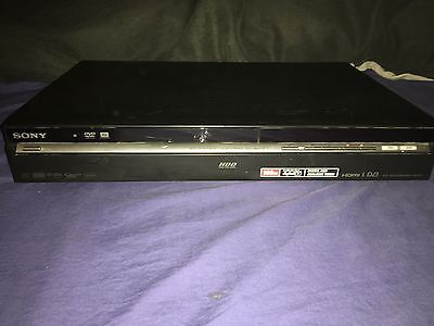 SONY RDR-HXD870 HD 1080p upscale 160gb HDD/ DVD Player Recorder with Freeview