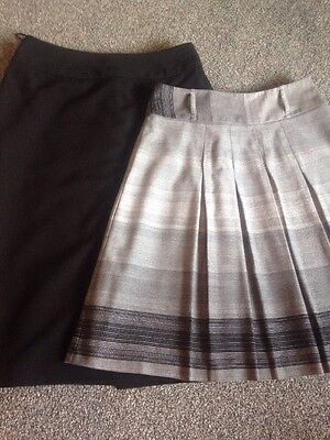 Bundle Women's Skirts Size 8 M&S, George